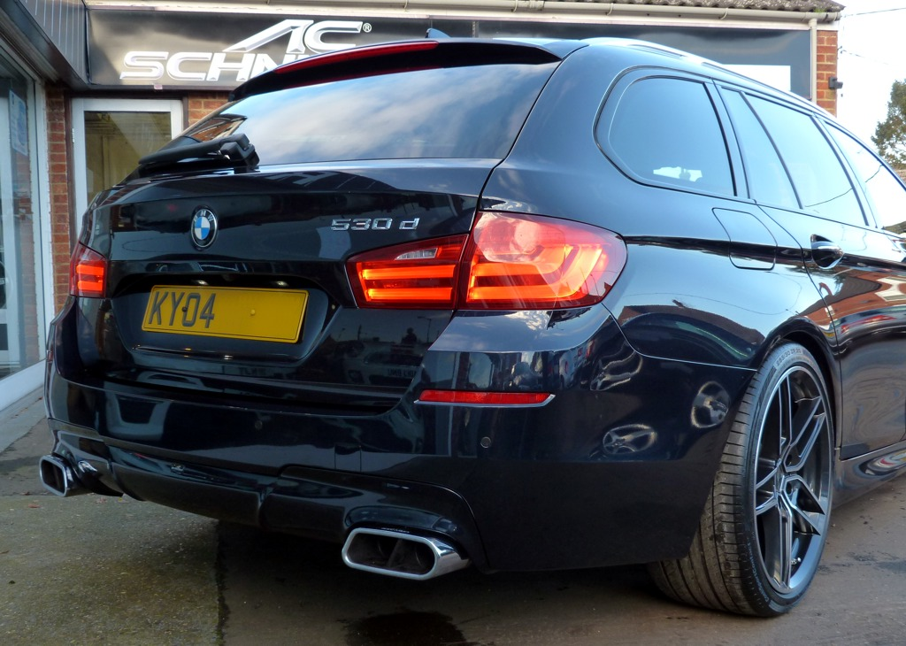 Acs5 Conversion For Bmw 5 Series Touring F11 M Sport